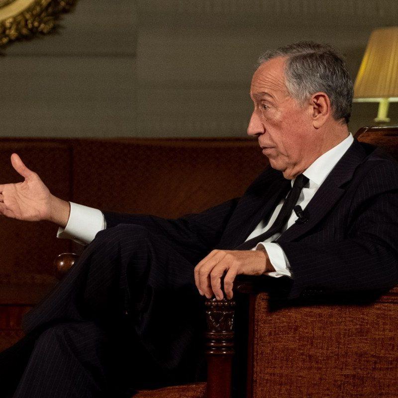 葡国总统:澳门在中葡关系中举足轻重
