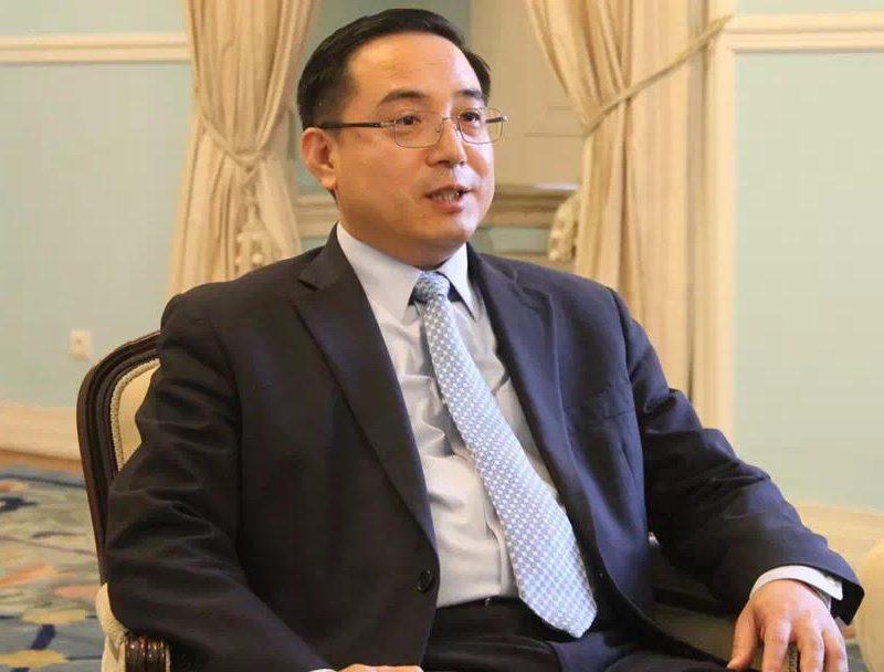 专访:中葡合作前景广阔——访中国驻葡萄牙大使蔡润