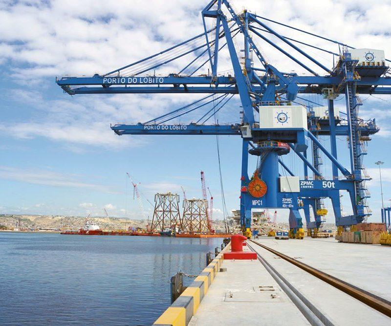 中国活跃于非洲葡语国家8个港口