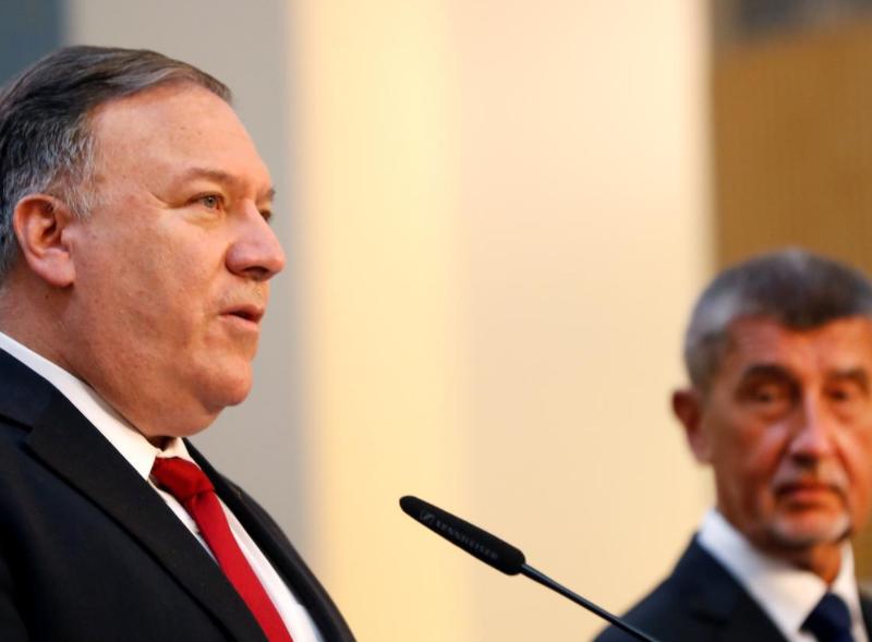 焦点:美国务卿称中国的全球经济实力使其比苏联更难对抗