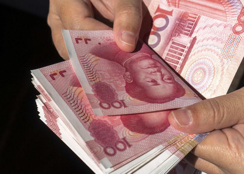 China quer internacionalizar moeda