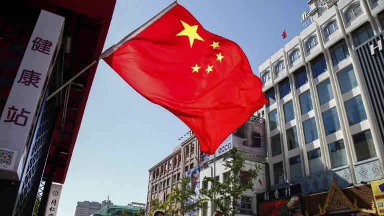 Estudantes chineses visitam empresas portuguesas