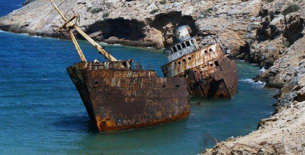 China impedirá reciclagem de navios estrangeiros