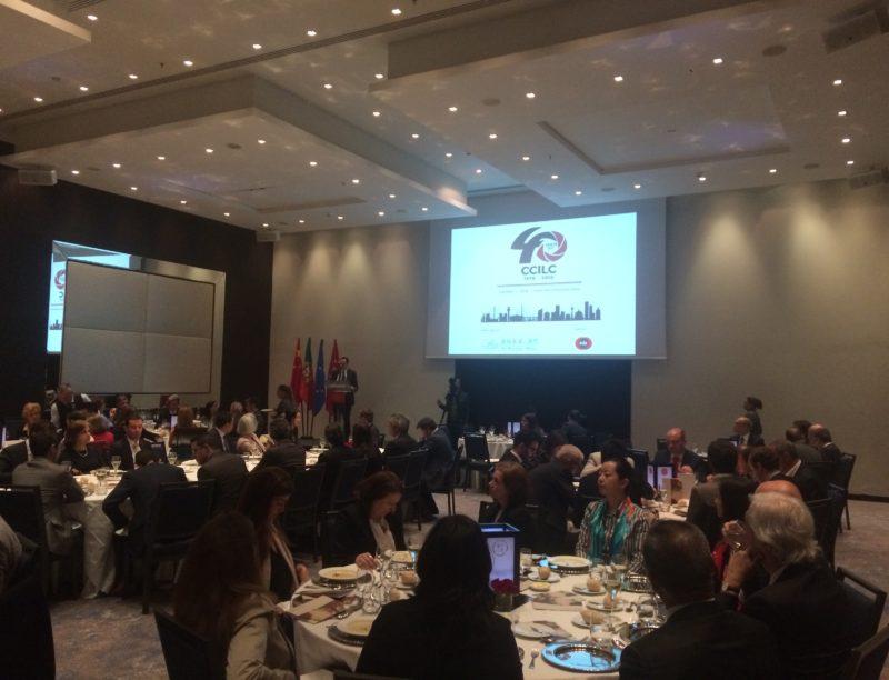 40.º Aniversário da CCILC junta associados, parceiros e amigos da Câmara