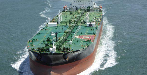 Petróleo norte-americano a caminho da China