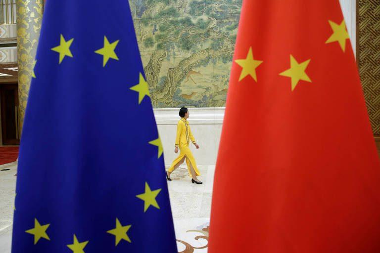 China triplicou peso das trocas comerciais com a UE em quase duas décadas