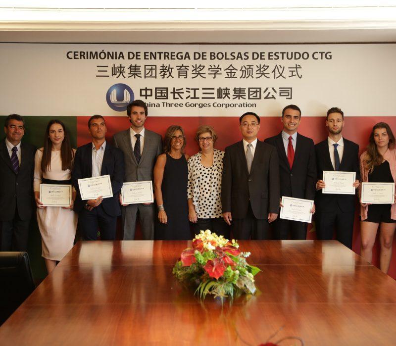 """Bolsas """"China Three Gorges"""" para realização de mestrado na China"""