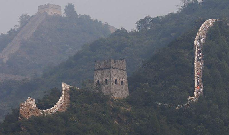 Marcelo na China. Visita de seis dias começa na Grande Muralha e termina em Macau