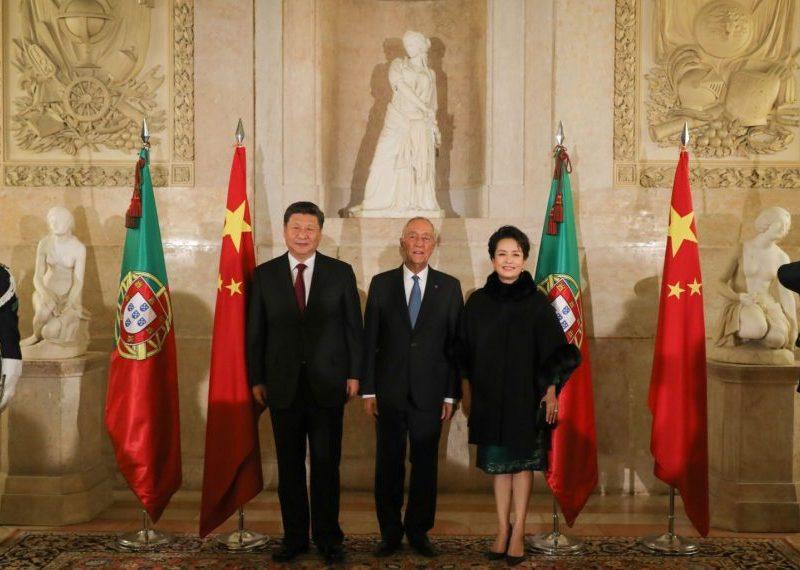 """Visita """"curta"""" de Marcelo a Macau traduz prioridade diplomática com Pequim"""