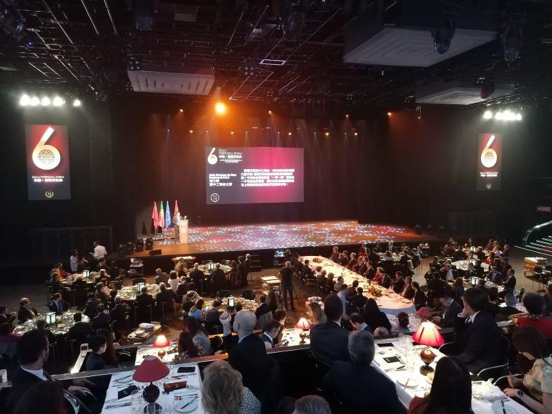 6ª Gala Portugal-China celebra o novo ciclo de relações bilaterais