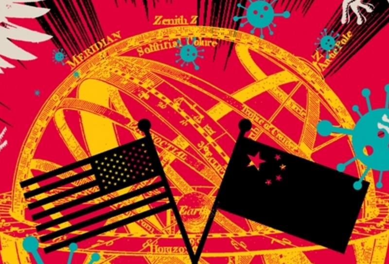 Geopolítica do vírus: o choque América-China?