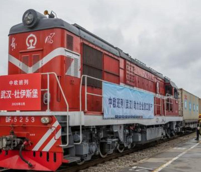China investe US$ 28 milhões para melhorar a rede ferroviária China-Europa